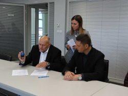 Potpisivanje sponzorskog ugovora